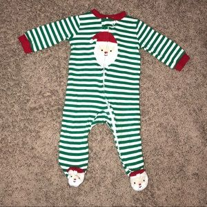 Carter's Christmas Santa Sleeper
